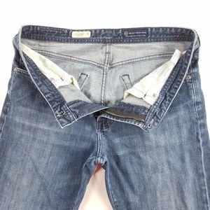 Ag Adriano Goldschmied Jeans - AG Adriano Goldschmied Straight Leg Denim Jeans